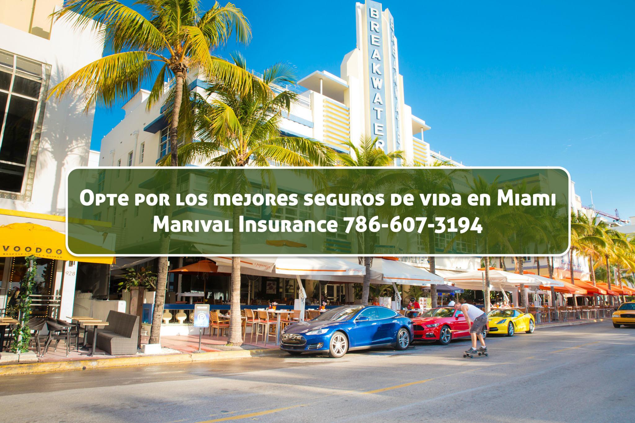 Opte por los mejores seguros de vida en Miami
