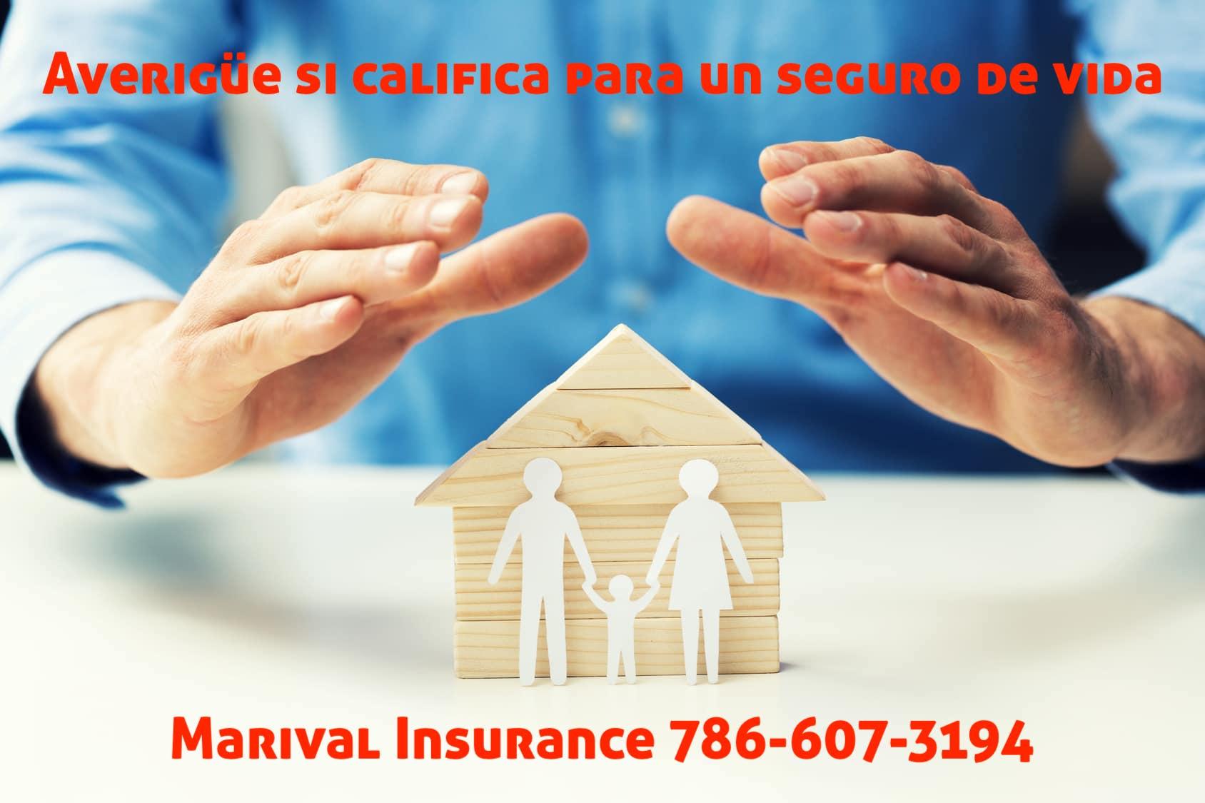 Averigüe si califica para un seguro de vida